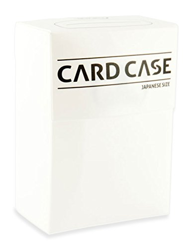 Mini Deck Box (60 Cards), White