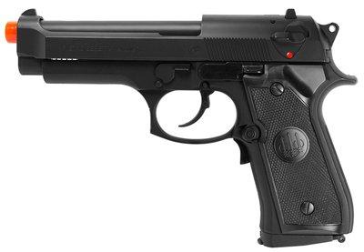 Beretta P92 FS Electric Airsoft Pistol, Black