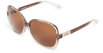 Roxy Chandon RX5185-973 Round Sunglasses,Champagne,59 mm