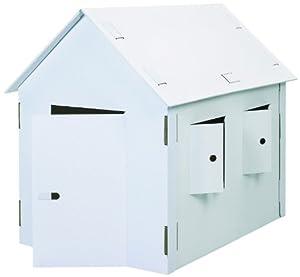 KREUL maisonnette de jeu XXL JOYPAC, en carton ondulé