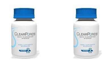 Clearpores Herbal - Acne Treatment - 2 Month Clear Pores