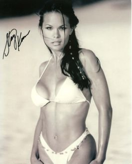 Stacy Kamano BAYWATCH In Person Autographed Photo PRIVATE SIGNING at