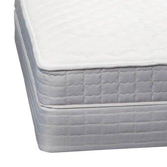 King Serta Perfect Sleeper Essentials Reedley Firm Mattress front-1045143