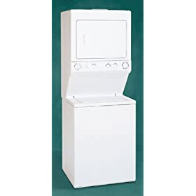 Frigidaire FEX831FS 27 Electric Washer and Dryer Laundry Center