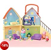 Character Options - Peppa Pig Deluxe Playhouse