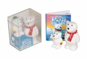 Mini Rubber Polar Bear Kit front-848157