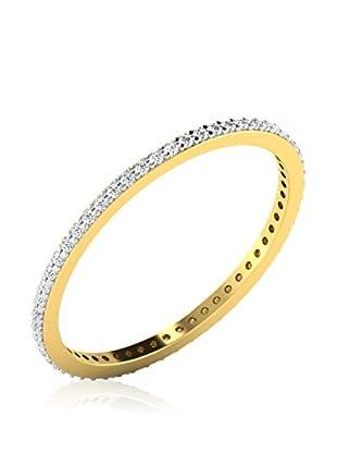 Friendly Diamonds Anillo FDPXR7410Y (Oro Amarillo)