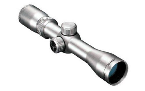"""Bushnell Trophy Xlt Handgun Scope 2-6X 32 Multi-X Silver 1"""" 732633S"""