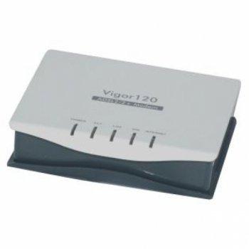 DrayTek Vigor 120 - DSL modem - external - Fast Ethernet