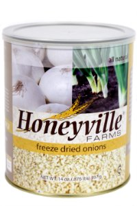 Freeze Dried Onions - 14 Ounce Can