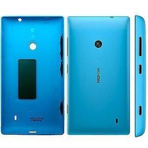 low priced fc38c c5c56 Kabir Replacement Back Door Cover Panel For Nokia Lumia 520 - Blue