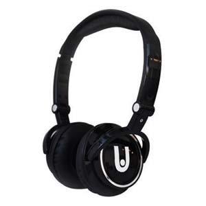 Otimo High Definition Ear-Cup Headphones, Black