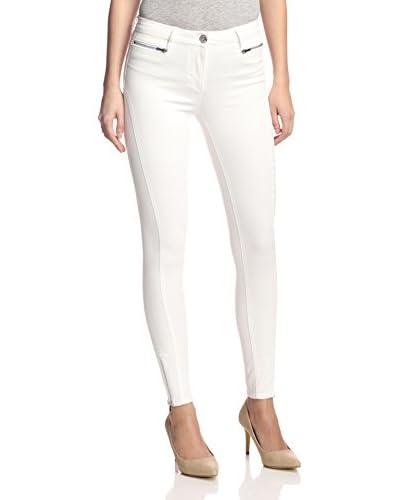 3×1 Women's W2 Wrap Zip Skinny Jean