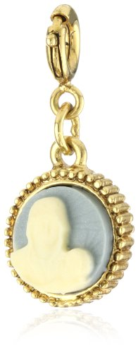 The Vatican Library Collection Madonna and Child Cameo Charm