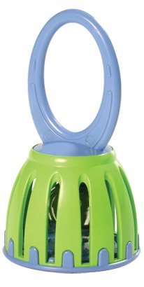Find Bargain Hohner Kids / 5 Handled Cage Bell, Colors Vary