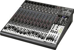Behringer Xenyx 2442Fx 24-Input 4/2-Bus Mixer With Usb/Audio Interface