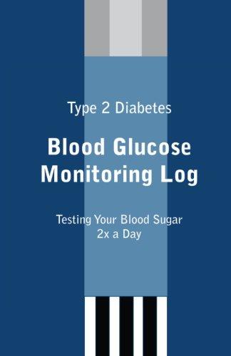 Type 2 Diabetes Blood Glucose Monitoring Log PDF