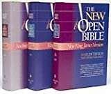 The New Open Bible, New King James Version, Study Edition