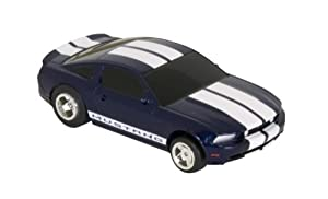 Life-Like 2010 Ford Mustang GT Fast Tracker Slot Car