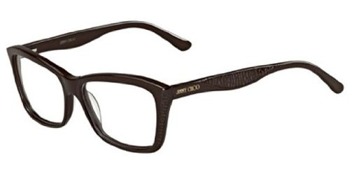 Jimmy Choo JIMMY CHOO Eyeglasses 61 086L Brown 54mm