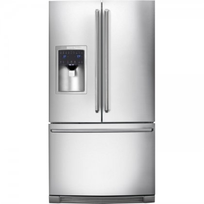 Electrolux EI23BC35K Counter-Depth French Door Refrigerator with IQ-TouchTM Cont, Stainless Steel