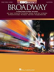 The Big Book of Broadway, Third Edition