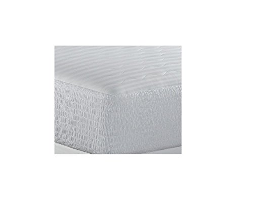 Croscill 500 Thread Count Egyptian Cotton Mattress Pad front-789040
