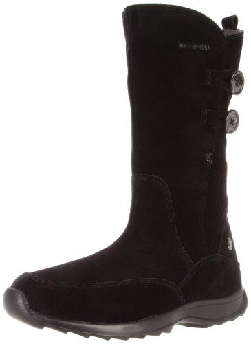 Northside Women's Gretchen Waterproof Snow Boot,Black,9 M US