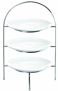 Metall-Etagere, 3-Stufig, 46,5 cm