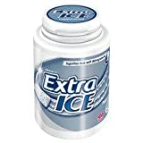 Wrigley's Extra Ice Peppermint 46 Pieces Bottle