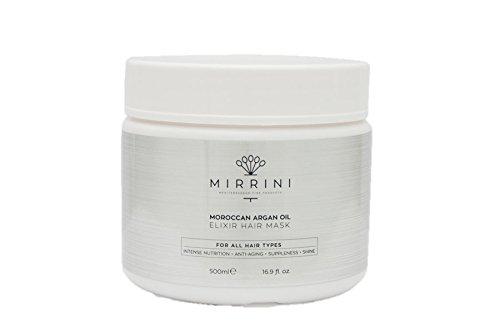 Mirrini Moroccan Argan Oil Elixir Hair Mask (Omega Shine Hair Elixir compare prices)