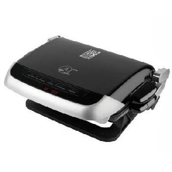 George Foreman Grill With Muffin And Bake Plates