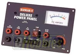 Hangar 9 Deluxe Power Panel
