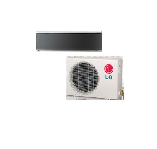 "LG Art Coolâ""¢ LS120HP. Efficient and Cost-Effective. 12,000 BTU's Heating Mode. Features. Neo Plasma Air Purifying System; Heating Mode; Cooling Mode; Defrost Control"
