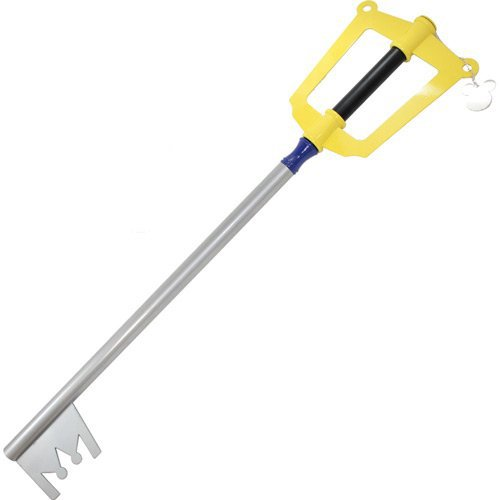 Giant Key Super Lightweight Kingdom Sword Hearts All Aluminum Tube 41.75""