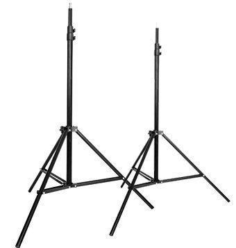 cowboystudio-set-of-two-7-feet-photography-light-stands-with-cases