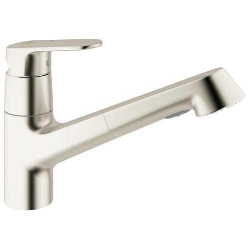 Grohe 32946DC2 Europlus New Kitchen Pull-Out SuperSteel