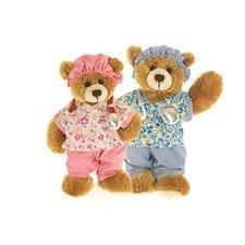 Plushland Scrub Nurses--Pink or Blue 8