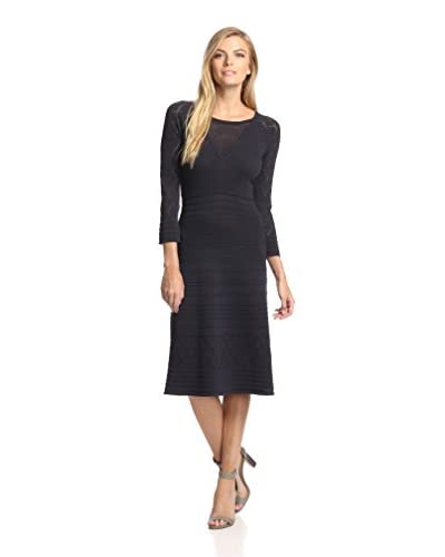 Rachel Roy Women's Fit-and-Flare Knit Dress