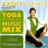 Kathy Kaehler Fitness, Yoga Workout Music MIX, 2CD Set