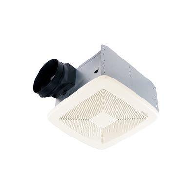 Broan Model QTXE050 Energy Star Fan, 50 CFM 0.3 Sones