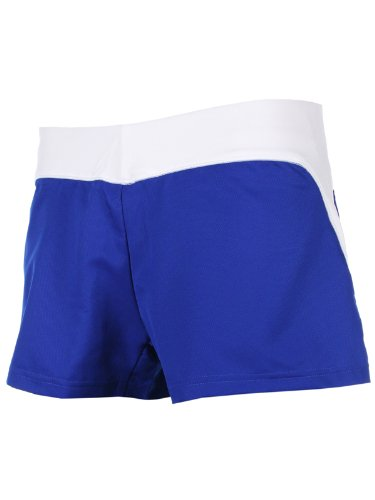 Adidas Womens Blue Tennis Shorts Short -612484