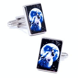 Howl At The Moon Cufflinks