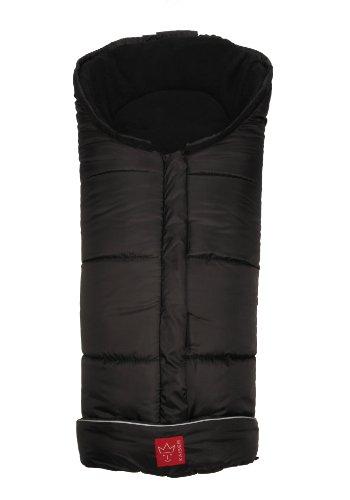 Kaiser-Naturfelle-6570825-Fusack-Iglu-Thermo-Fleece-Farbe-schwarz