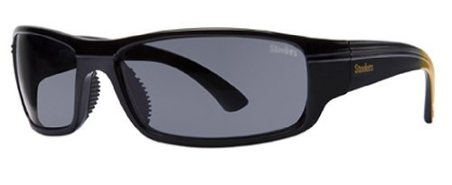 Pittsburgh Steelers Men's Block Sunglasses