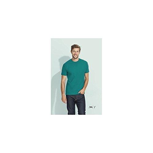 Sol s-Imperial's-Maglietta, taglia 5XL, colore: bianco
