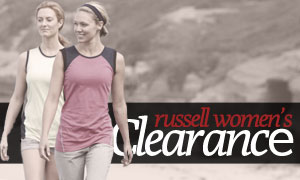 Holiday Savings Russell Athletic Women&#039;s Clearance