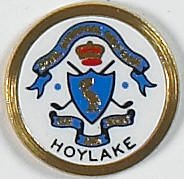 Royal Liverpool (Hoylake) Ball Marker