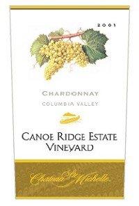 Chateau Ste. Michelle Chardonnay Canoe Ridge Estate Vineyard 2009 750Ml