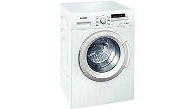 Siemens WS12K262FF machine à laver - machines à laver (Autonome, Front-load, A+++, A, C, Blanc)